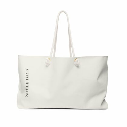 CC Off-white Weekender Bag - Noble Days