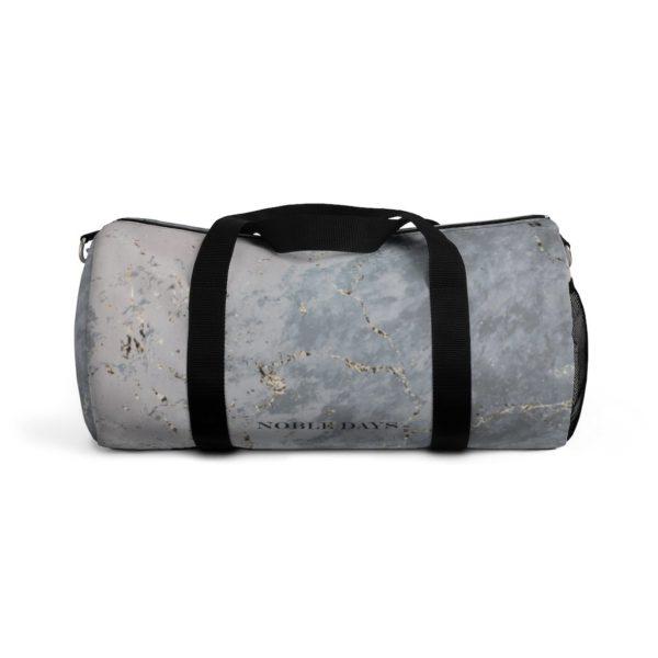 Grey Marble Duffel Bag - Noble Days