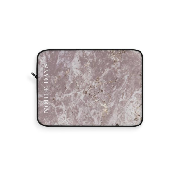 Rose Quartz Laptop Sleeve - Noble Days