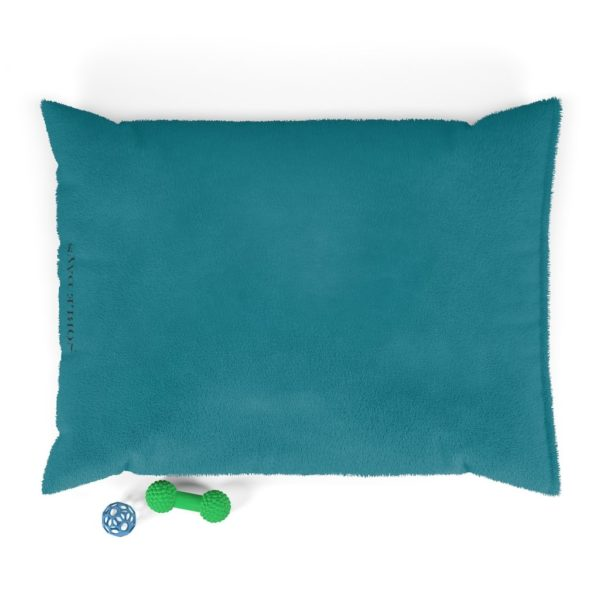 CC teal Pet Bed - Noble Days