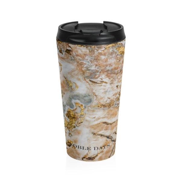 Imagine Dragons Stainless Steel Travel Mug - Noble Days