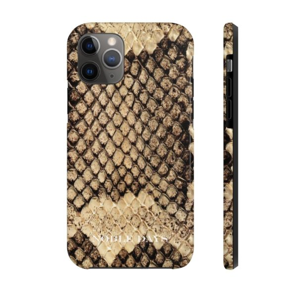 Snake Skin Tough Phone Cases - Noble Days