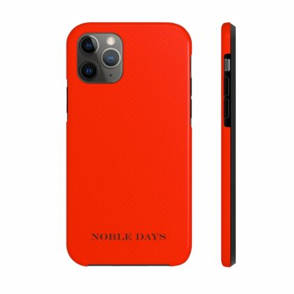 Powerful Red Sixty One Phone Cases - Noble Days