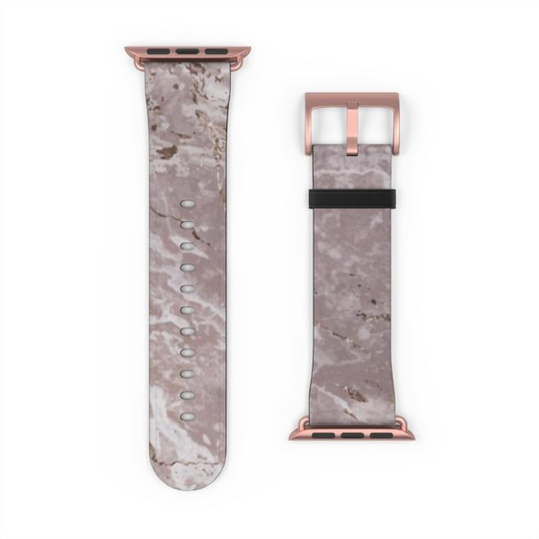 Rose Quartz Watch Band - Noble Days