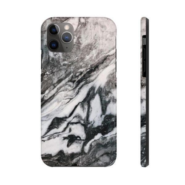 Black Marmor Case Mate Tough Phone Cases - Noble Days