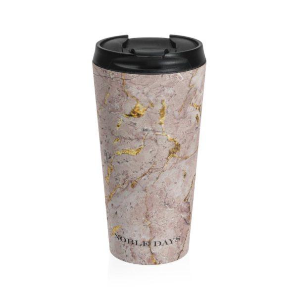 I love you Stainless Steel Travel Mug - Noble Days