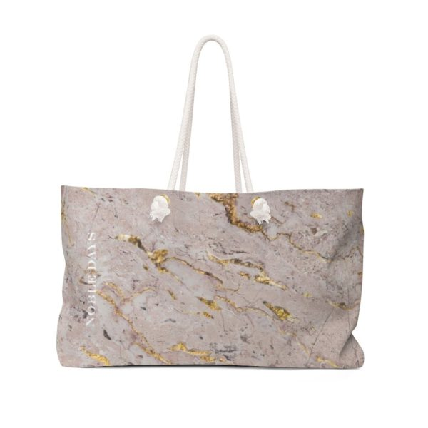 I love you marble Weekender Bag - Noble Days