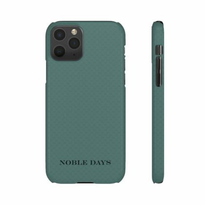Evening Turquoise Ilusion Phone Cases - Noble Days