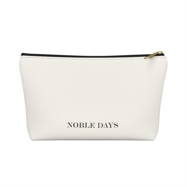 CC off-white Pouch w T-bottom - Noble Days