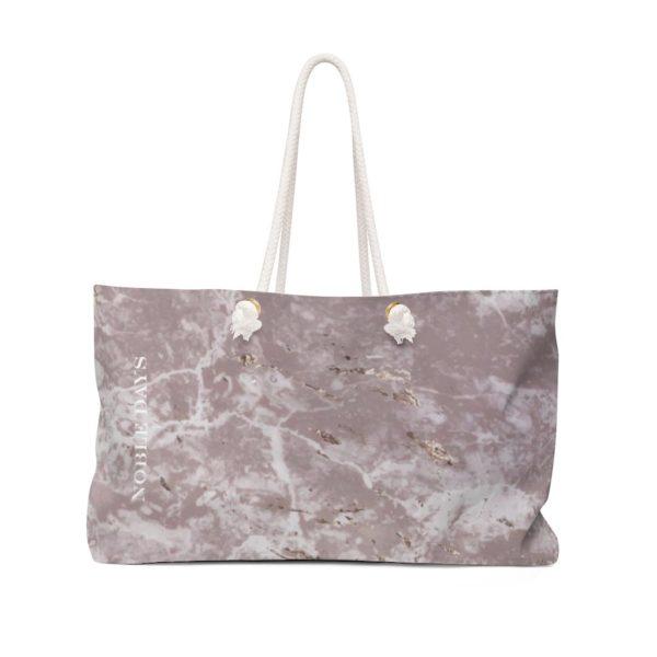 Rose Quartz Weekender Bag - Noble Days