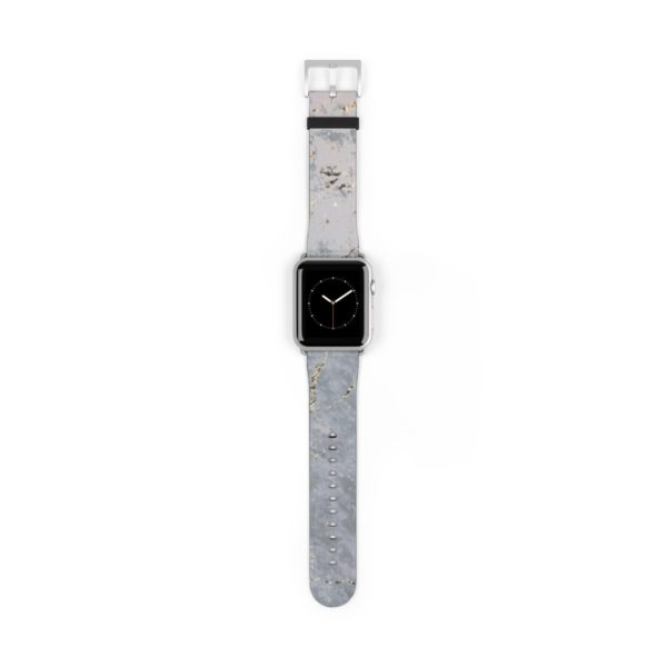 Grey Marble Watch Band - Noble Days