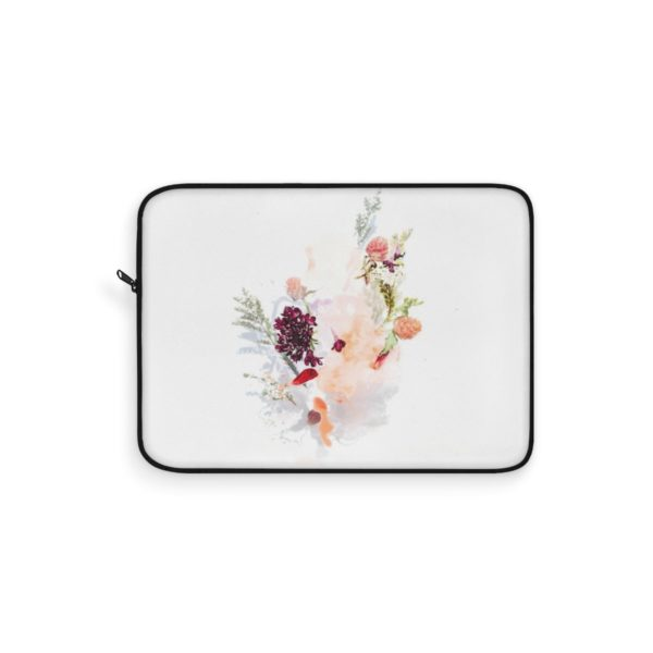 Vintage Flower Inspire Series: Laptop Sleeve - Noble Days