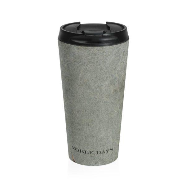 Peridotite Stainless Steel Travel Mug - Noble Days