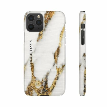 Athena Marble Snap Cases - Noble Days
