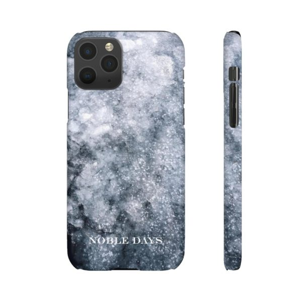 Cloudy Sky Snap Cases - Noble Days
