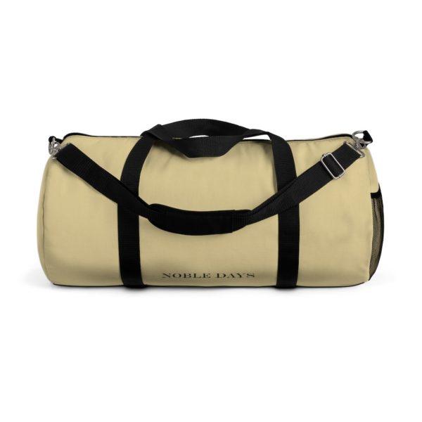 CC Vanilla Duffel Bag - Noble Days