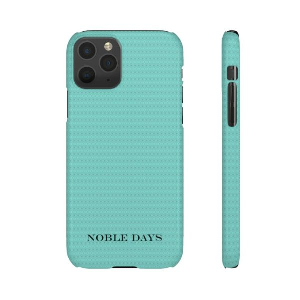 Holly Thread Snap Cases - Noble Days