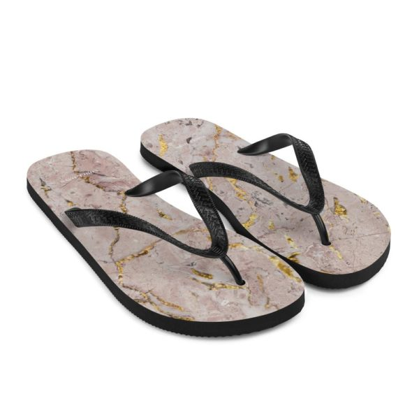 Blue Lagoon Flip Flops - Noble Days