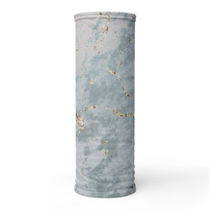 Grey Marble Premium Face Mask / Loop Scarf - Noble Days