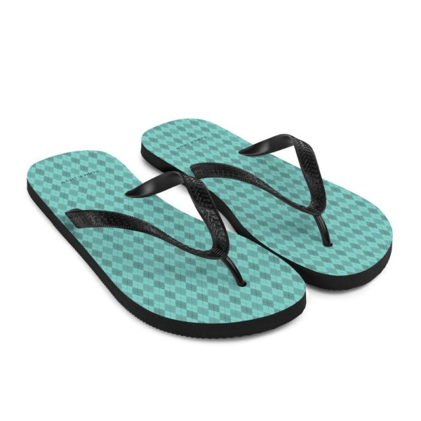 Holly Argyle Flip Flops - Noble Days